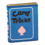 Card Tricks Book (Blue)