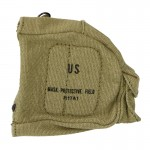 M17A1 Gas Mask Pouch (Olive Drab)
