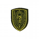 Special Purpose Detachment Lynx Patch (Yellow)