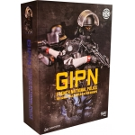 French National Police Intervention Groups - GIPN In Marseille