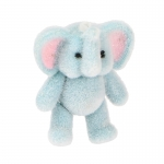Teddy Elephant (Blue)