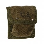 Worn M2 First Aid Kit Pouch (Coyote)