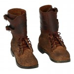Worn Suede M43 Rangers Boots (Brown)
