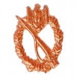 Infantry Assault Badge (Orange)