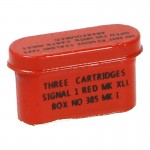 SCP-1577 Cartridges Box (Red)