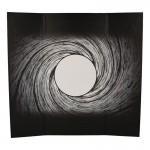 James Bond 007 Diorama Background (Black)