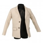 Suit Jacket (Beige)