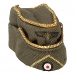 General Elite Side Cap (Olive Drab)