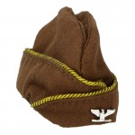 Colonel Forage Cap (Brown)
