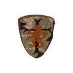 Devgru Gold Squadron Crusader Patch (Multicam)