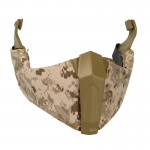 Ops Core Gunsight Mandible Mask (AOR1)
