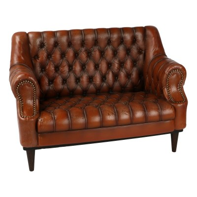 Double Sofa (Brown)