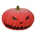 Jack O'Lantern Pumpkin (Red)