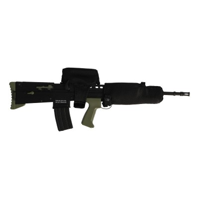 L85A2 Assault Rifle with Covers (Black)