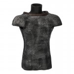 Chain Mail Chest Protection (Grey)