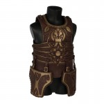 King Of Rohan Body Armor (Brown)