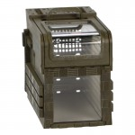 Animal Carrier Box (Olive Drab)