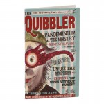 Issues Of The Quibbler Book (Blue)