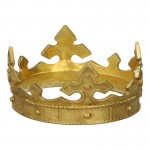 Diecast Royal Crown (Gold)