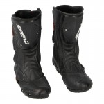Spead Extreme Motocross Biker Boots (Black)