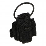 Radio Pouch Adaptor Belt Loop (Black)