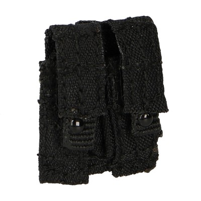 9mm Double Magazine Pouch (Black)
