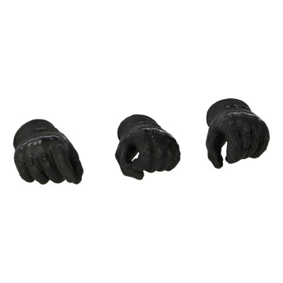 Oakley SI Tactical Gloved Hands (Black)