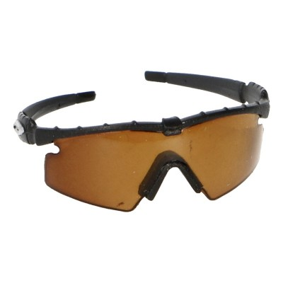 Oakley SI Frame 2.0 Shooting Glasses (Brown)