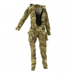 Female Tactical Jumpsuit (Multicam)