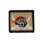 Pirate Patch (Beige)