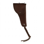 Leather M1916 Colt 45 Holster (Brown)