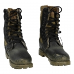 DMS Jungle Boots with Spike Protective Panama Sole (Olive Drab)
