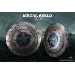 Diecast Captain Shield (Grey)