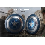 Diecast Captain Shield (Blue)