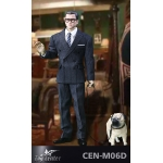 Royal Spy Suit Set (Black)