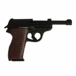 Walther P38 Pistol (Black)