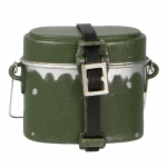 Worn M31 Mess Kit (Olive Drab)