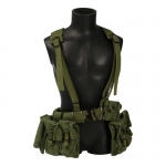 Arktis Harness (Olive Drab)