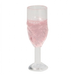 Rosé Wine Glass (Pink)