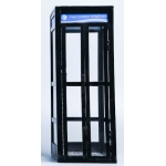 Diecast Telephone Booth (Black)