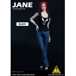 Female Jane Set (Black)