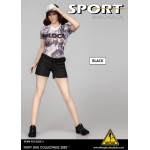 Sport Female Clothing Set (Purple)