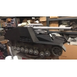 Diecast Sd.Kfz.165 (Sf) Hummel Kit