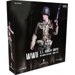 2nd Ranger Battalion France 1944 - US Ranger Private Sniper