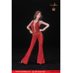 Female Desperado Vintage Disco Set (Red)