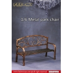 Diecast Park Chair (Bronze)