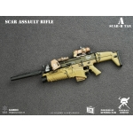 Mk17 Scar Assault Rifle (Sand)