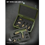 HK MP7 Submachine Gun with Case and Accessories (Olive Drab)