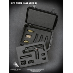 HK MP7 Submachine Gun with Case and Accessories (Black)
