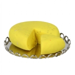 Swiss Cheese with Diecast Plate (Yellow)